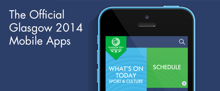 App image | Glasgow 2014 - Commonwealth Games