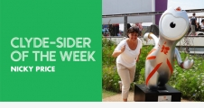 Clyde-sider of the week - Nicky Price
