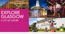 Explore Glasgow - A city of culture