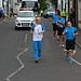 Batonbearer 001 Mark Pollard carries the Glasgo...