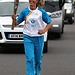 Batonbearer 011 Claire Kelly carries the Glasgo...