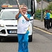 Batonbearer 006 Robert Boyd carries the Glasgow...