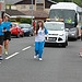 Batonbearer 005 Amy Shearer carries the Glasgow...