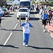 Batonbearer 012 Helena Menhinick carries the Gl...