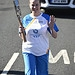 Batonbearer 010 Aimee Gardner carries the Glasg...