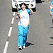 Batonbearer 029 Jennifer Guthrie carries the Gl...