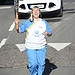 Batonbearer 004 Elizabeth Clark carries the Gla...