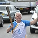 Batonbearer 034 Albert McIntosh carries the Gla...