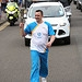 Batonbearer 024 Andrew Johnston carries the Gla...