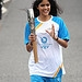 Batonbearer 055 Priya Gill carries the Glasgow ...