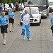 Batonbearer 027 Duncan Edmonston carries the Gl...