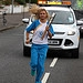 Batonbearer 008 Rachael Bushfield carries the G...
